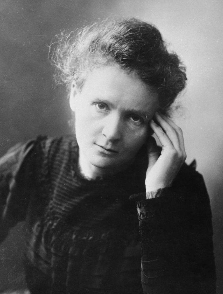 Wikimedia Commons - Marie Curie