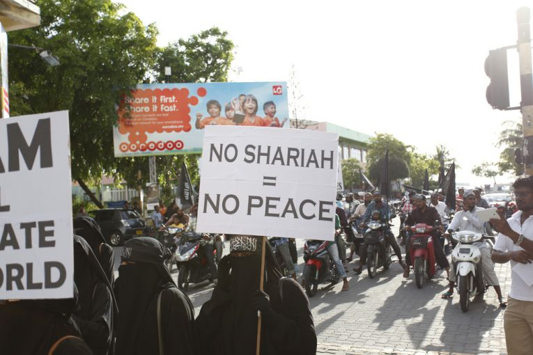Flickr - No Sharia No Peace